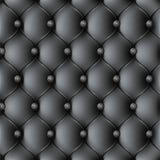 Upholstery de couro Foto de Stock Royalty Free