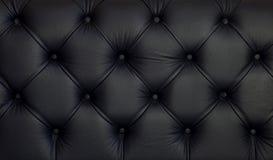 Upholstery de couro Fotos de Stock Royalty Free