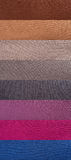 Upholstery fabric Material Texture for Background Stock Images