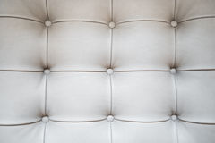 Upholstery leather gray background Stock Photography