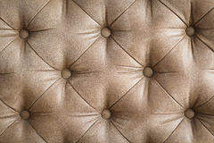 Upholstery leather sofa pattern Stock Photo