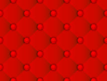 Upholstery red pattern. Vector abstract background Stock Images