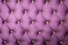 Upholstery velvet backdrop. Royalty Free Stock Images