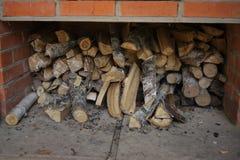 ?upka dla graby Drewniane bele, drewno stos Tartak i deski fotografia royalty free