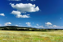 The uplands of Balaton 5 Royalty Free Stock Photo