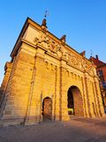 Uplands Gate, Gdansk, Poland Royalty Free Stock Image