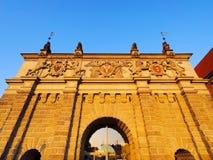 Uplands Gate, Gdansk, Poland Royalty Free Stock Images