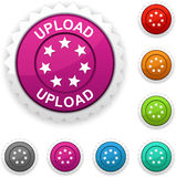 Upload  award. Royalty Free Stock Image
