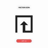 Upload  icon Stock Photography