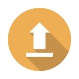 Upload Icon Stock Image