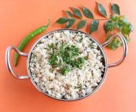 Upma Indian Vegetarian Dish Stock Images