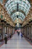 Upmarket UK shopping Stock Images