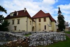 """Upny slott för Å"""" i Wieliczka Royaltyfria Foton"""