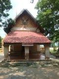 Uposathagga Laos stil royaltyfria foton