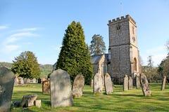 Upottery kyrka, Devon arkivfoto