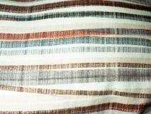 Upp nära modell och textur av yttersida för sängklädertorkdukeark Fotografering för Bildbyråer