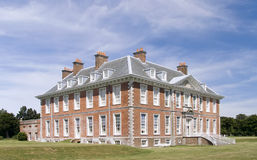 Uppark House. West Sussex, England royalty free stock images