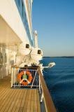 uppblåsbar raftsship för kryssning Royaltyfri Bild