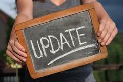 uppdatering fotografering för bildbyråer