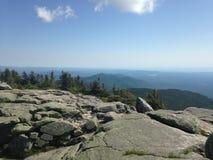 Uppe på detta berg Arkivfoton