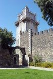 Uppehälletorn, Beja, Portugal Arkivfoton