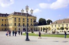 Uppehåll för Chenbro vienna Österrike slottsommar arkivbilder
