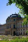 uppehåll wuerzburg Arkivbild