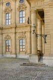 Uppehåll Wurzburg Arkivfoto