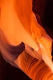 Upper Antelope Canyon Stock Image