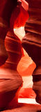 Upper Antelope Slot Canyon Royalty Free Stock Photos