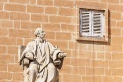 Upper Barracca Gardens in Valletta, Malta Stock Images