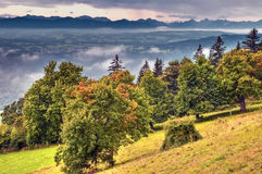 Upper Bavarian Royalty Free Stock Photos