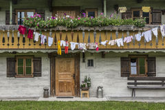 Upper Bavarian Tradition Royalty Free Stock Images