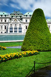 Upper Belvedere Castle, Vienna Stock Image