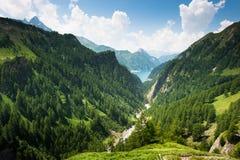 Upper Blenio valley Royalty Free Stock Photo