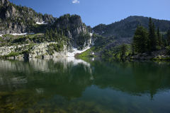 Upper Bloomington Lake Stock Photos