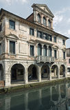 Upper class renaissance palace Royalty Free Stock Photos