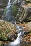 Upper Dark Hollow Falls Stock Photo