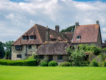 UPPER DICKER, EAST SUSSEX/ UK - JUNE 26: Exterior View of Michel Royalty Free Stock Image