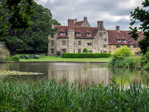 UPPER DICKER, EAST SUSSEX/ UK - JUNE 26: Exterior View of Michel Royalty Free Stock Images