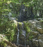 Upper Doyles River Falls, Shenandoah National Park Stock Photos
