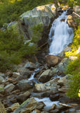 Upper Eagle Falls Stock Photography