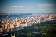 Upper East Side district Stock Images