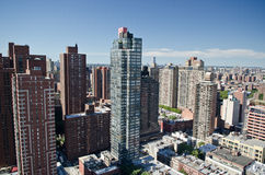 Upper east side New York Stock Photo