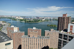 Upper east side New York Stock Photography