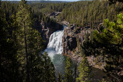 Upper Falls Stock Images