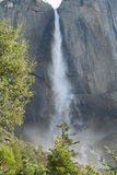 Upper Falls, Yosemite Stock Photography