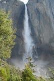 Upper Falls, Yosemite Stock Photography
