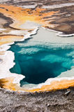 Upper Geyser basin, Yellowstone National park Royalty Free Stock Photo