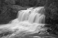 Upper Gooseberry Falls Stock Photo